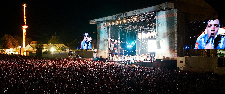soluciones tecnologicas para eventos festivales congresos conciertos promociones